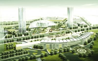 农业科技博览园:规划