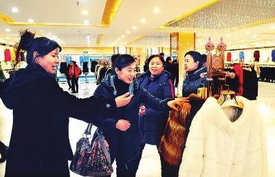长春东北亚皮草节_首届中国长春东北亚国际皮草节在长春东北
