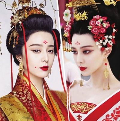 这位估计是误了,电视剧叫《武媚娘传奇》,讲的是武则天,而《杨贵妃民国总裁电视剧大全图片