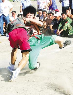 镇赉县在哈吐气蒙古族乡走过50年历程之际